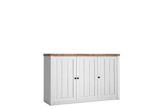 CHEST Skänk 130x43x88 cm, Sideboards